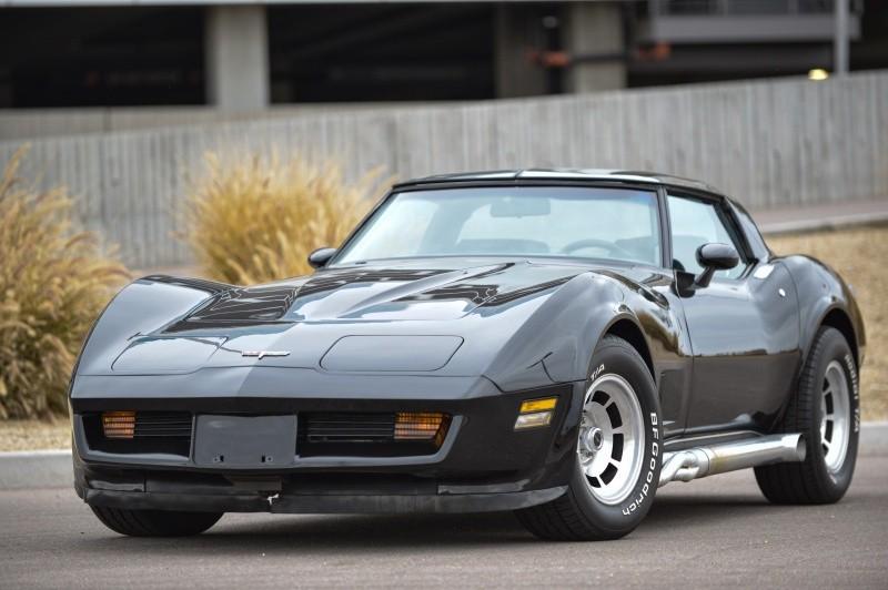 Chevrolet Corvette 1980 price $18,888