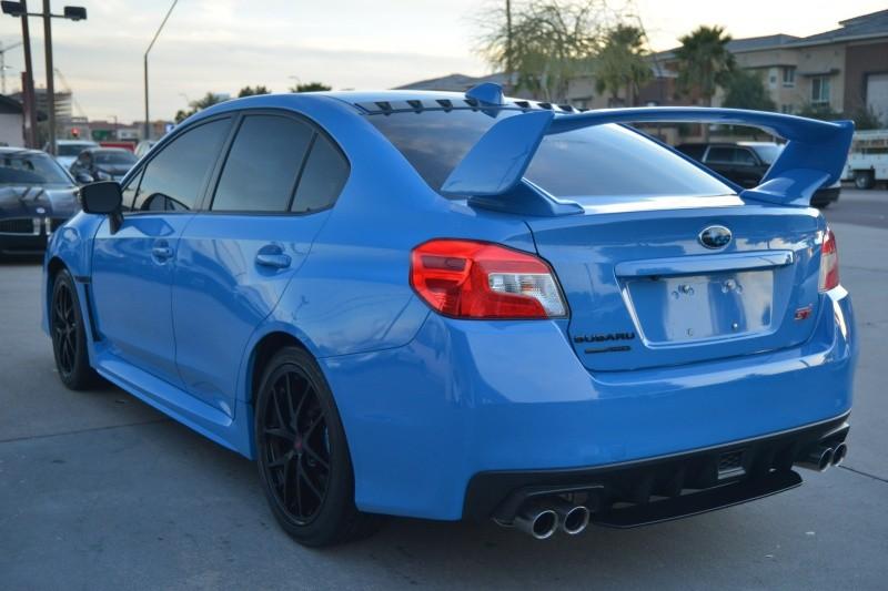 Subaru WRX STI 2016 price $29,888