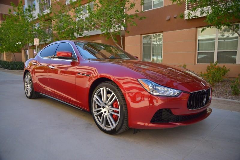 Maserati Ghibli 2015 price $41,555