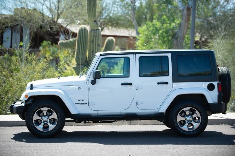 Jeep Wrangler JK Unlimited 2018 price $35,555