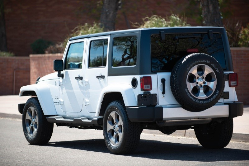 Jeep Wrangler JK Unlimited 2018 price $35,555