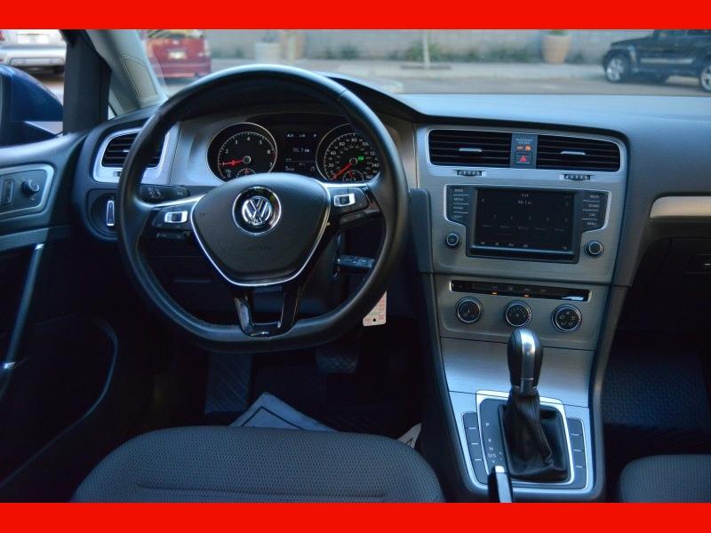 Volkswagen Golf 2016 price $12,222