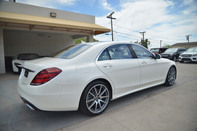 Mercedes-Benz S-Class 2018 price $94,888
