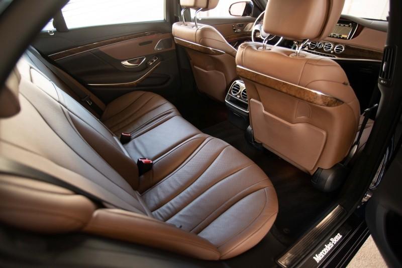 Mercedes-Benz S-Class 2016 price $49,888