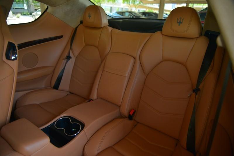 Maserati GranTurismo 2013 price $51,995