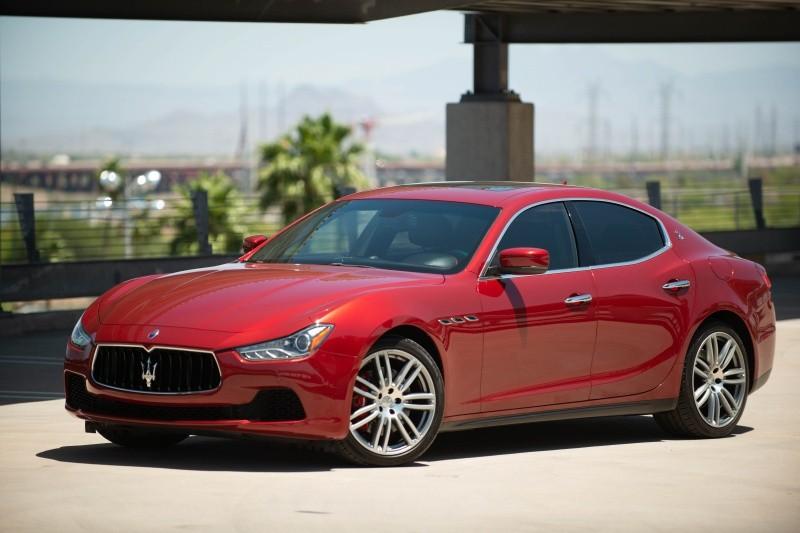Maserati Ghibli Price >> 2015 Maserati Ghibli 4dr Sdn
