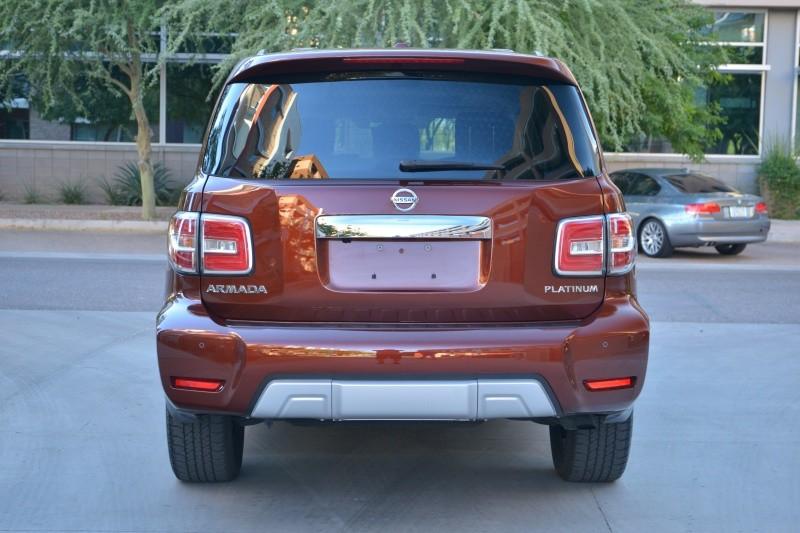 Nissan Armada 2018 price $46,888