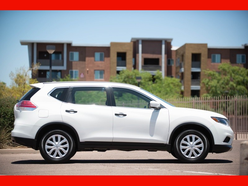 Nissan Rogue 2016 price $16,555