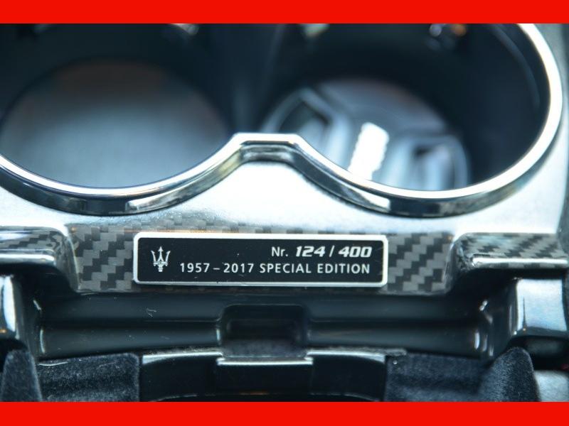 Maserati GranTurismo 2017 price $87,888