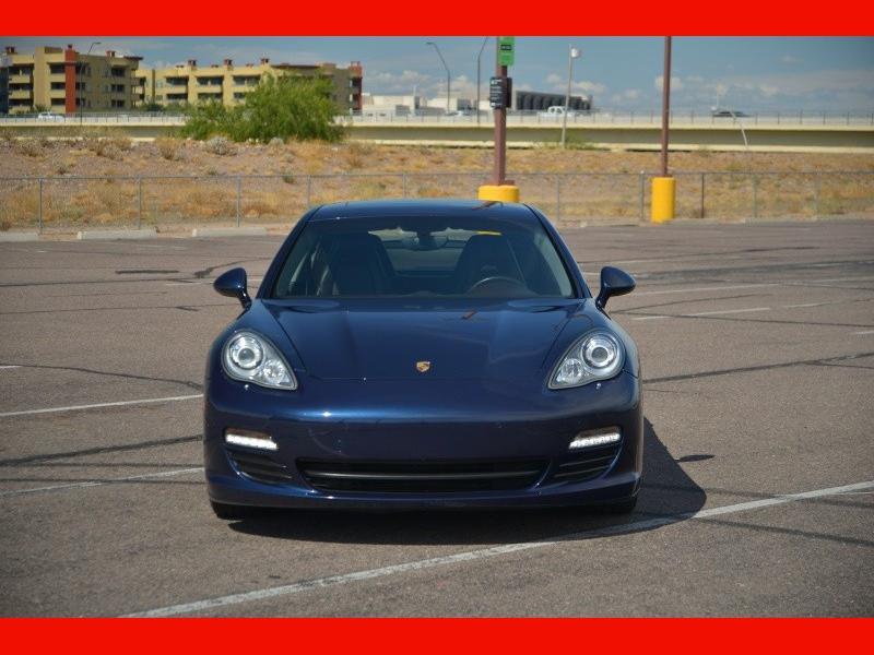 Porsche Panamera 2013 price $36,988