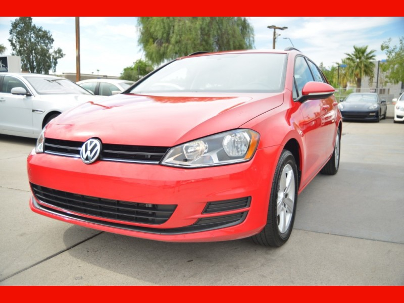 Volkswagen Golf SportWagen 2015 price $16,988