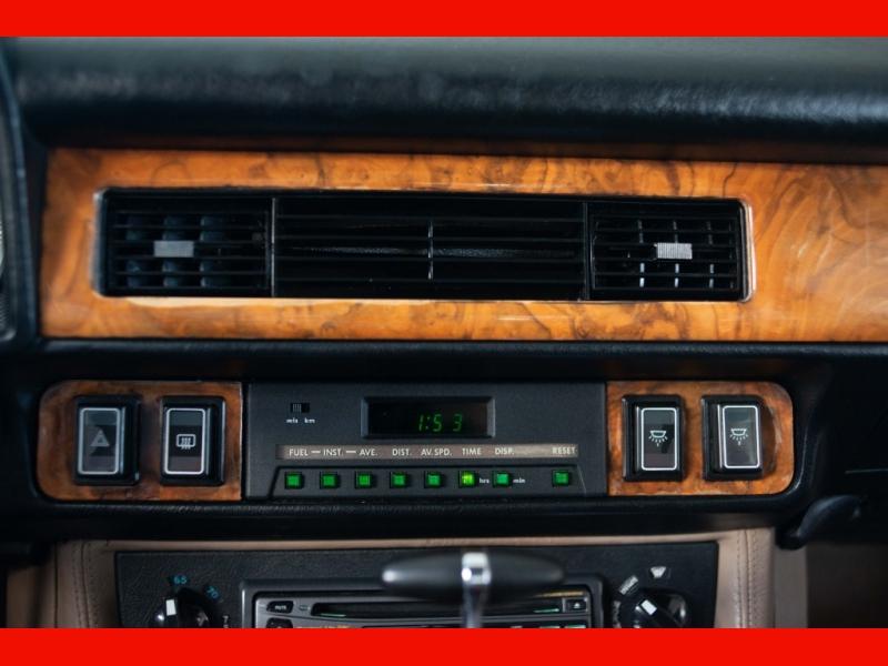 Jaguar XJ 1988 price $12,440