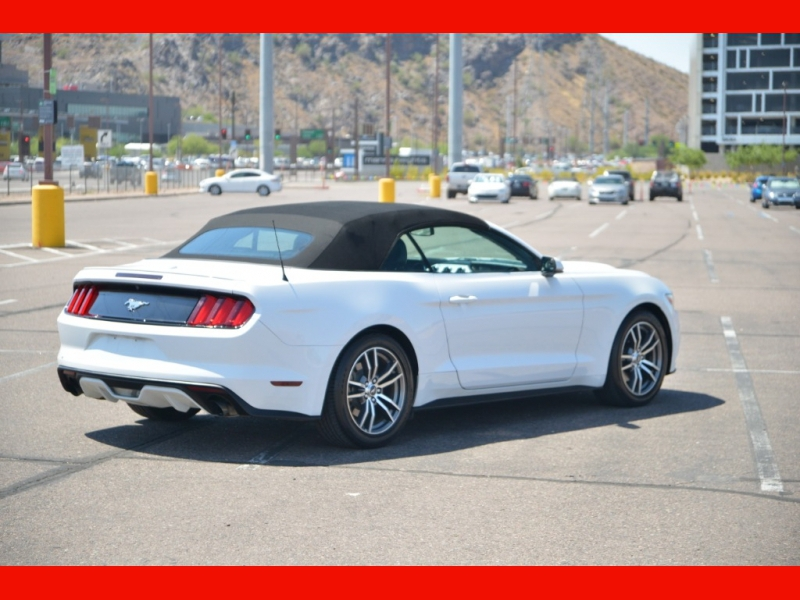 Ford Mustang 2017 price $19,555
