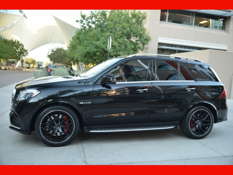 Mercedes-Benz GLE 2016 price $66,500