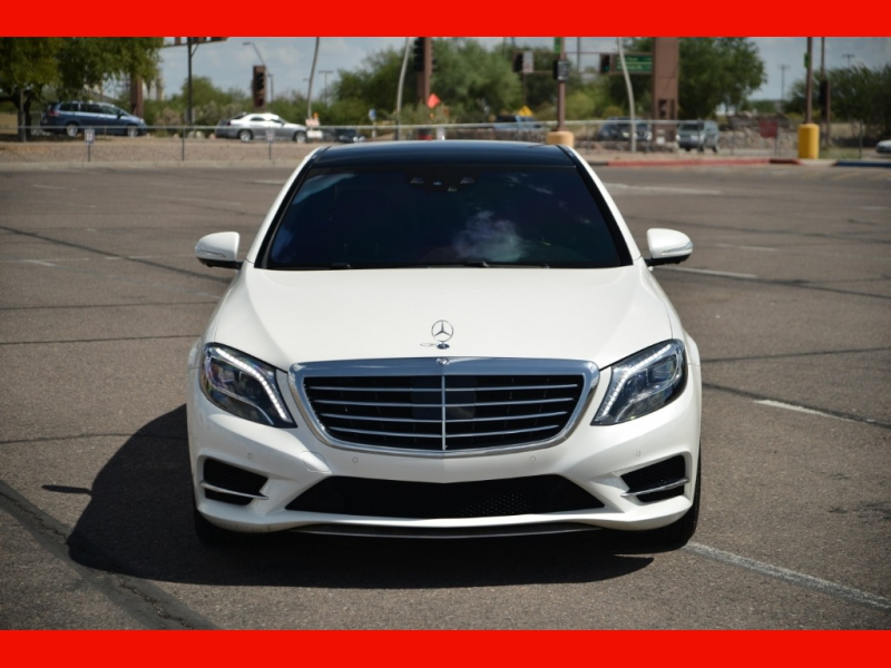 Mercedes-Benz S-Class 2016 price $54,888