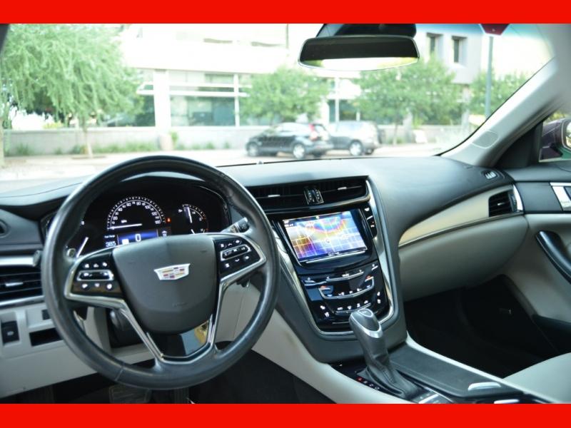 Cadillac CTS Sedan 2017 price $27,888