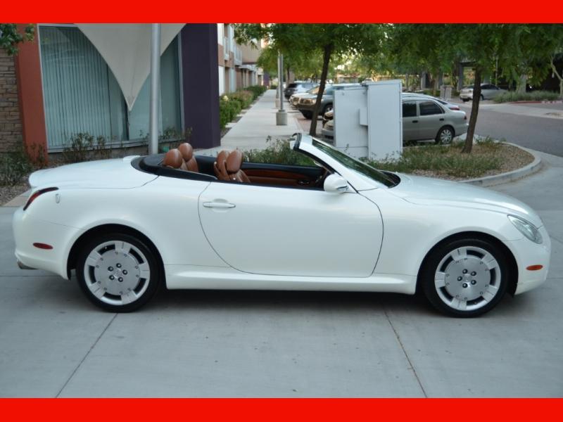 Lexus SC 430 2004 price $14,888