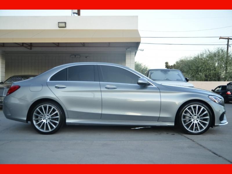 Mercedes-Benz C-Class 2015 price $23,988