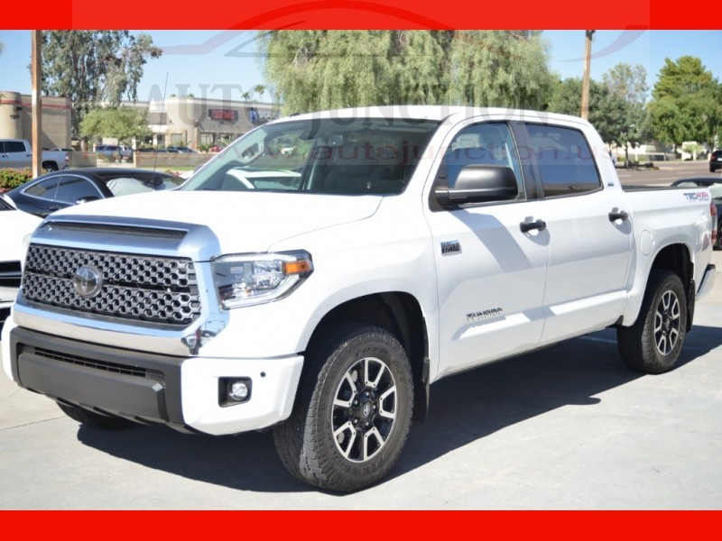 Toyota Tundra 4WD 2018 price $36,887