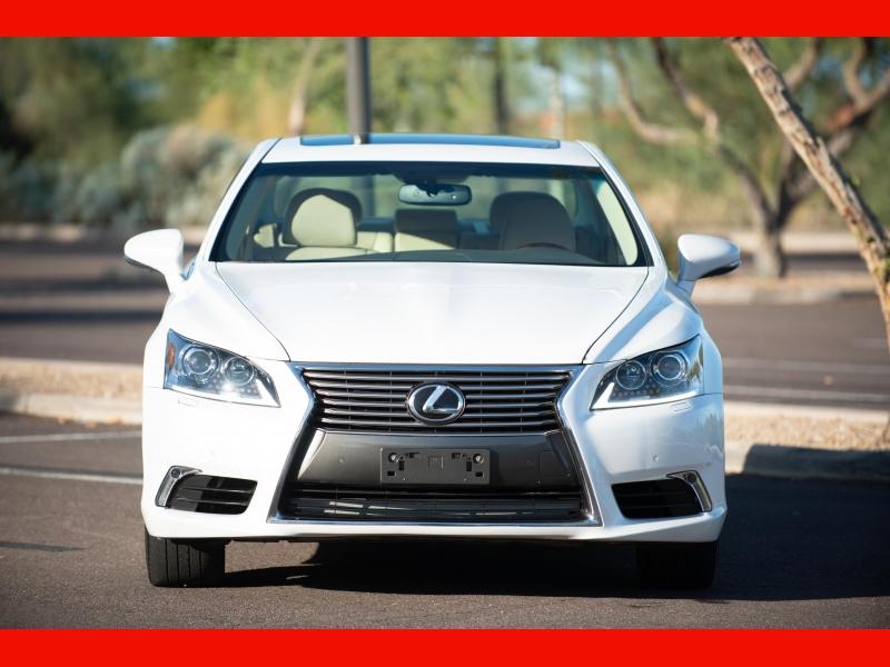 Lexus LS 2017 price $38,880