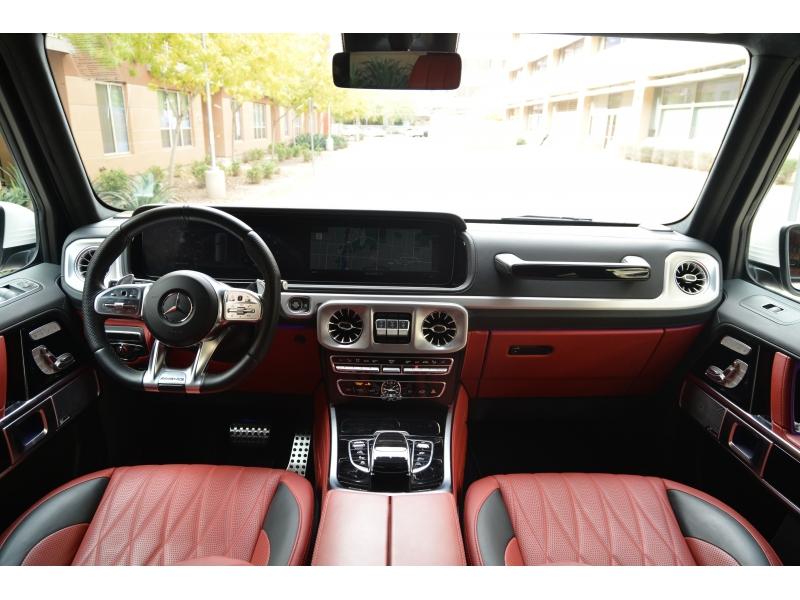 Mercedes-Benz G-Class 2019 price $193,888