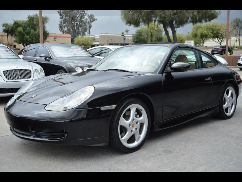 Porsche 911 Carrera 2001 price $23,888