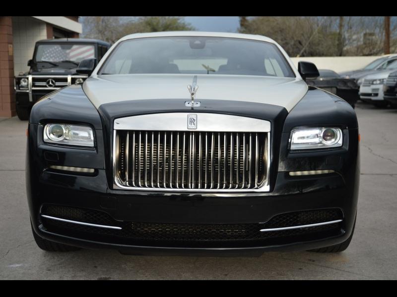 Rolls-Royce Wraith 2015 price $148,688
