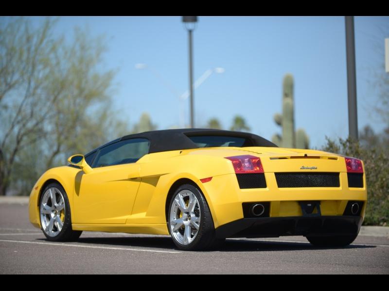 Lamborghini Gallardo 2008 price $87,888