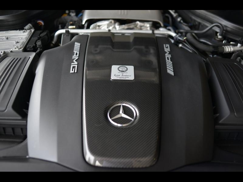 Mercedes-Benz AMG GT 2018 price $139,888
