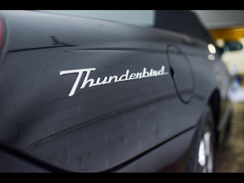 Ford Thunderbird 2003 price $10,588