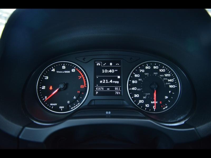 Audi A3 2016 price $18,444
