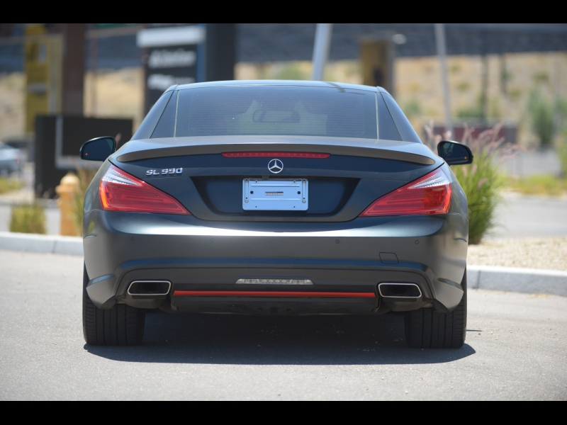 Mercedes-Benz SL 2016 price $54,888