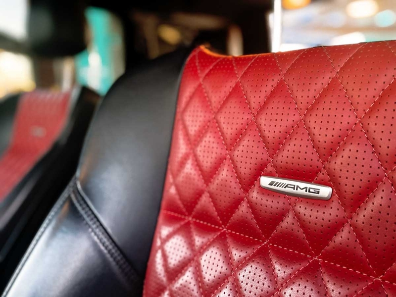 Mercedes-Benz G-Class 2013 price $69,888