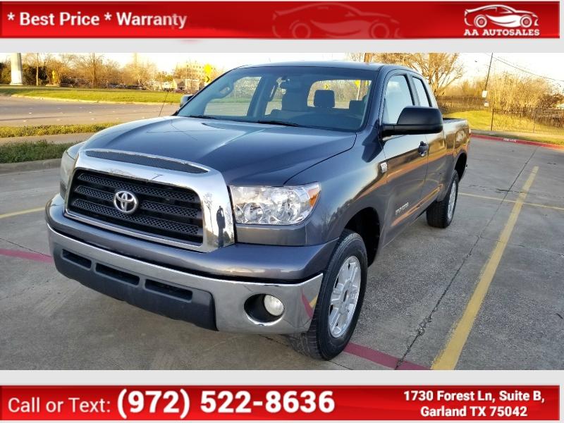Toyota Tundra 2WD Truck 2008 price $13,900