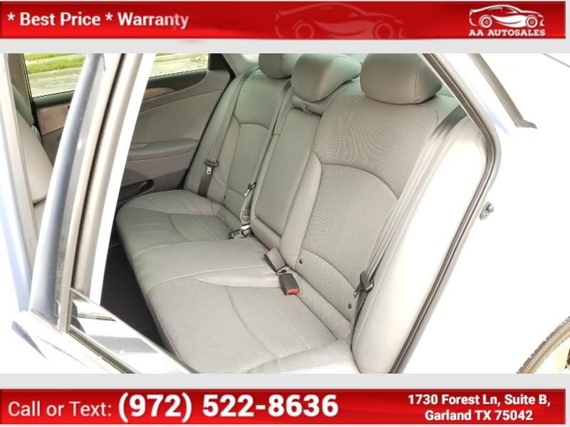 Hyundai Sonata 2011 price $7,300