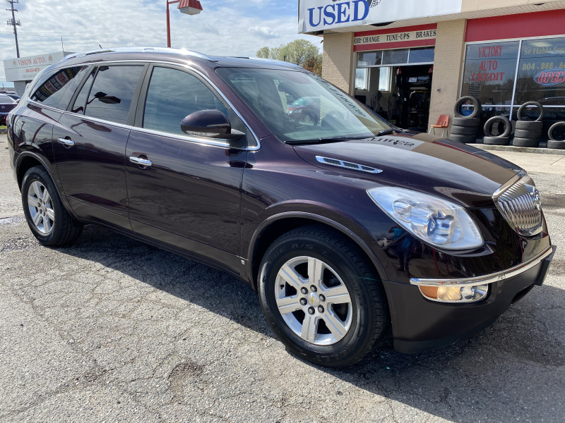 Buick Enclave 2008 price