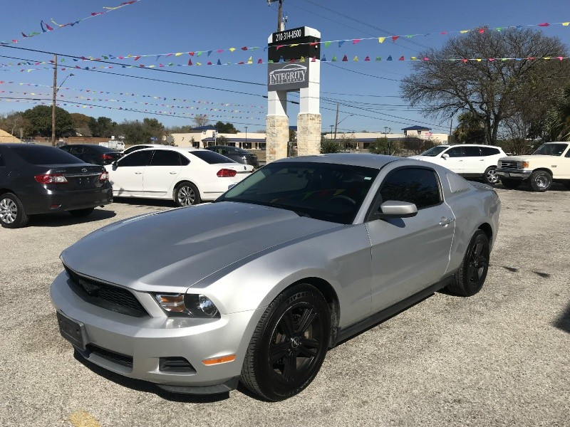 2010 Ford Mustang For Sale >> 2010 Ford Mustang 2dr Cpe V6