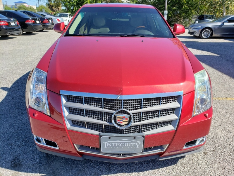 Cadillac CTS 2008 price $9,477 Cash