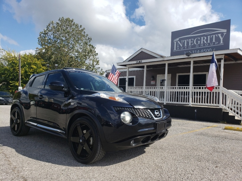 Nissan JUKE 2014 price $9,700 Cash