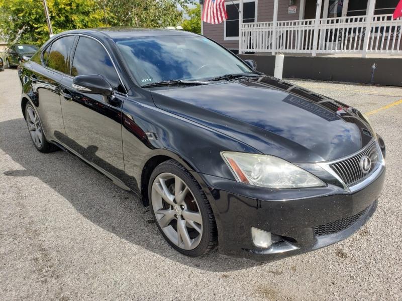 Lexus IS 250 2010 price $8,977 Cash