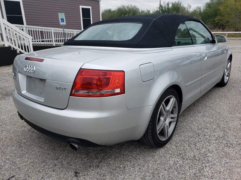 Audi A4 2007 price $6,200 Cash