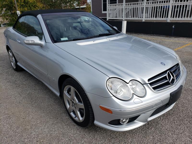 Mercedes-Benz CLK-Class 2007 price $8,977 Cash