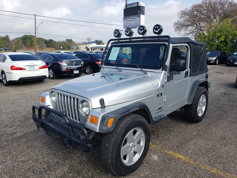 Jeep Wrangler 2004 price $8,477 Cash
