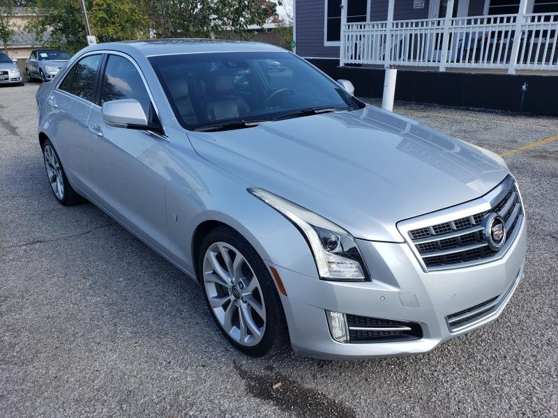 Cadillac ATS 2013 price $10,997 Cash