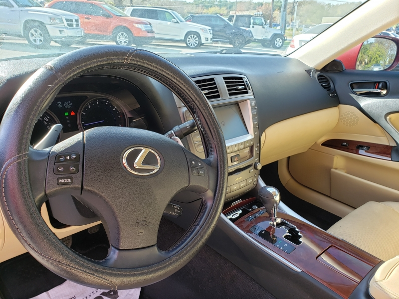 Lexus IS 250 2008 price $9,477 Cash