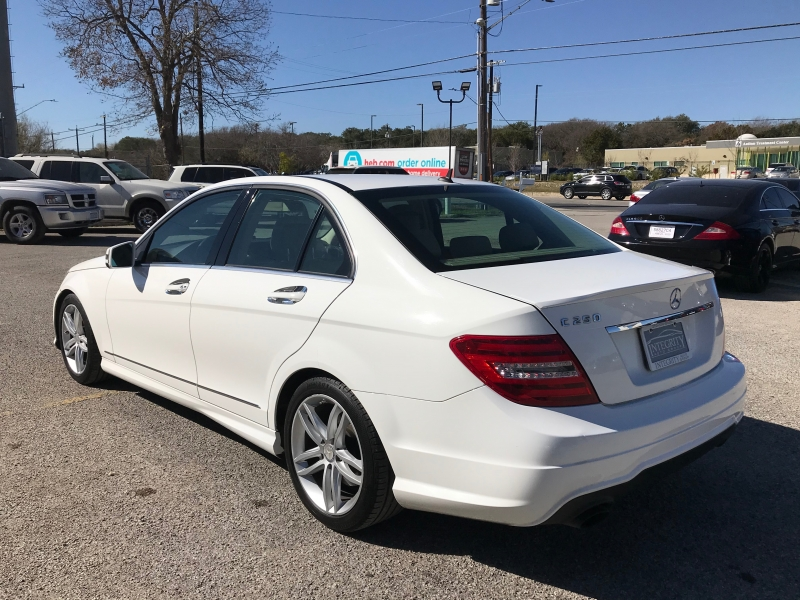 Mercedes-Benz C-Class 2013 price $8,477 Cash