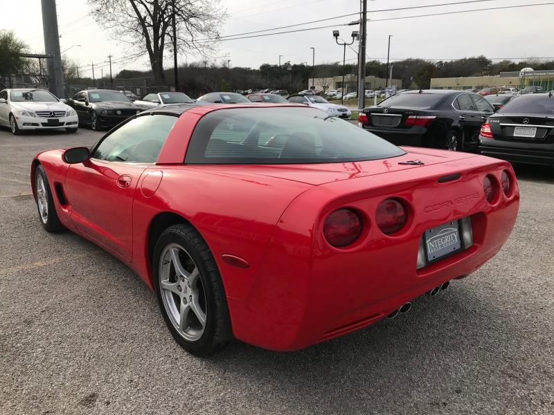 Chevrolet Corvette 2004 price $11,977 Cash