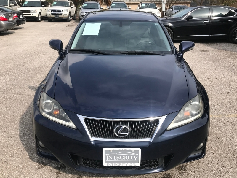 Lexus IS 250 2012 price $10,997 Cash