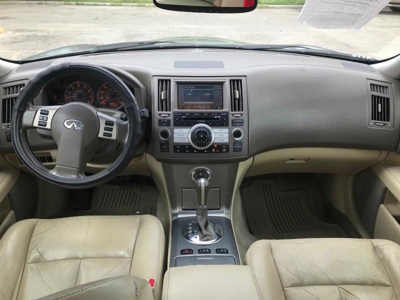 Infiniti FX35 2008 price $7,477 Cash