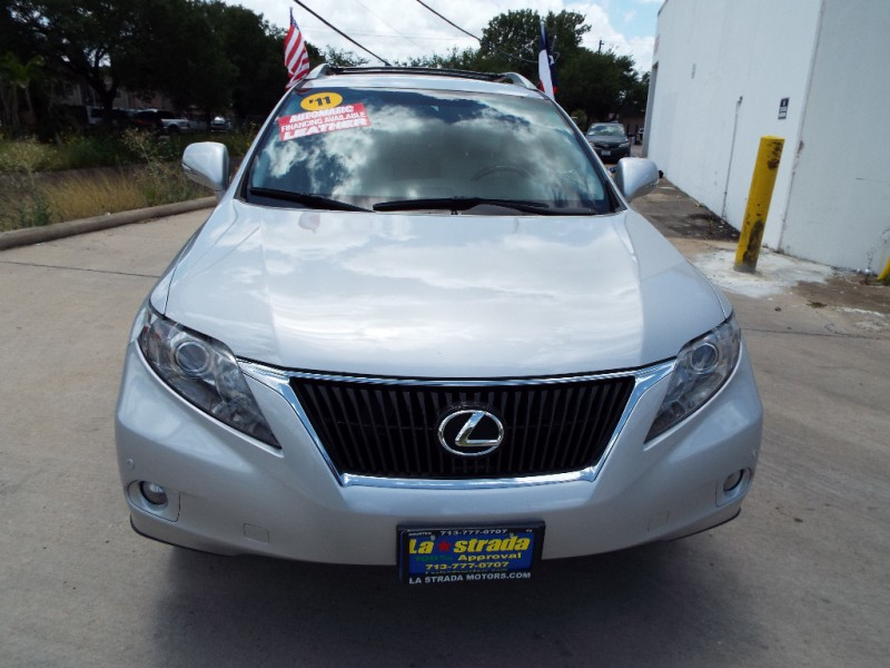 Lexus RX 2011 price $1795* DOWN
